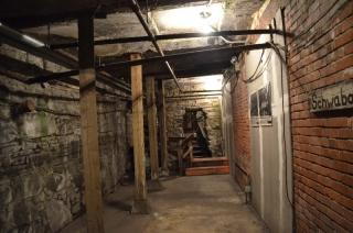 Seattle Underground Hallway
